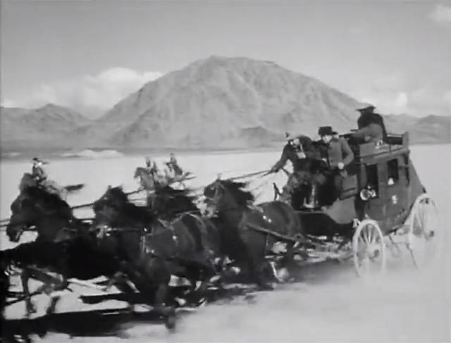 ジョン・フォード 駅馬車(1939米...