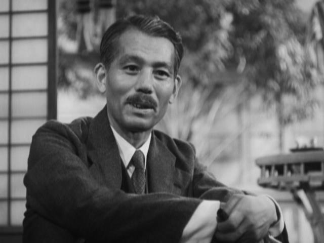 「笠智衆 晩春」の画像検索結果